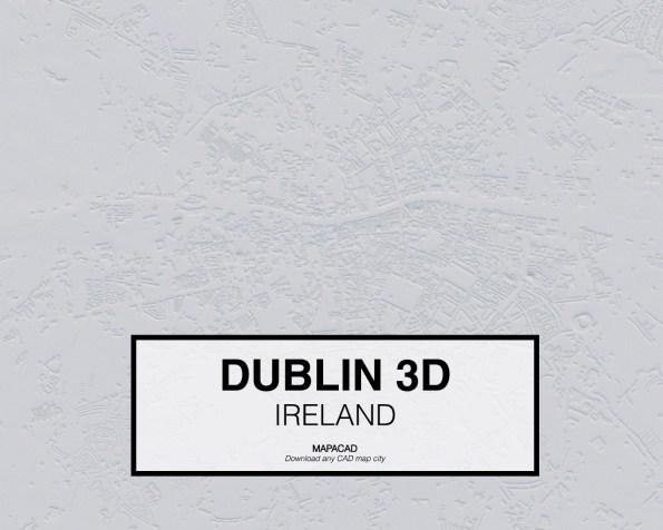 Dublin-5-3D-model-download-printer-architecture-free-city-buildings-OBJ-vr-mapacad