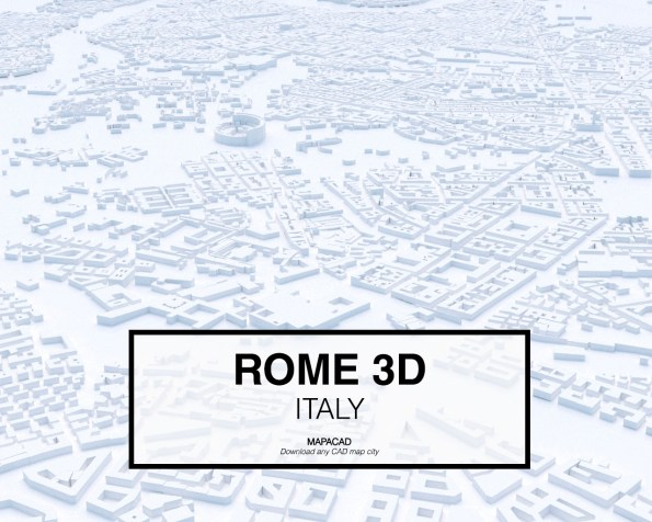 Rome-04-3D-model-download-printer-architecture-free-city-buildings-OBJ-vr-mapacad