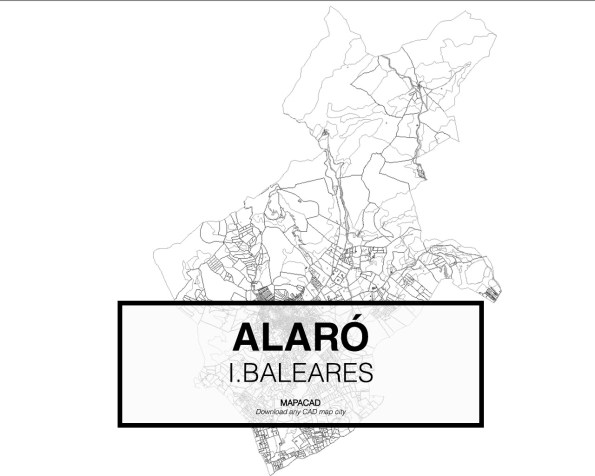 Alaro-Baleares-01-Mapacad-download-map-cad-dwg-dxf-autocad-free-2d-3d