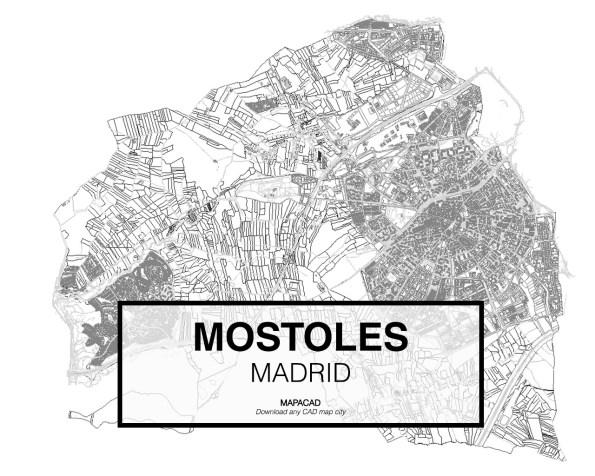 Mostoles-Madrid-01-Mapacad-download-map-cad-dwg-dxf-autocad-free-2d-3d