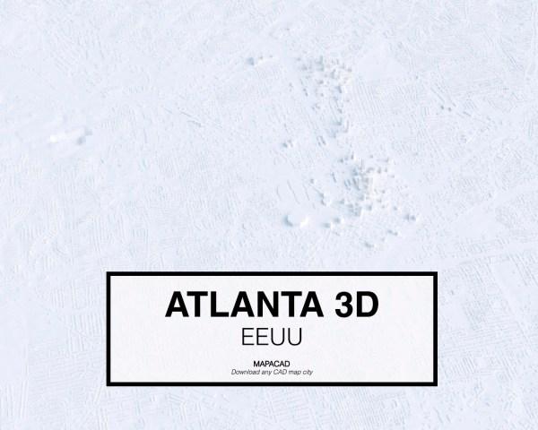 Atlanta-03-3D-model-download-printer-architecture-free-city-buildings-OBJ-vr-mapacad