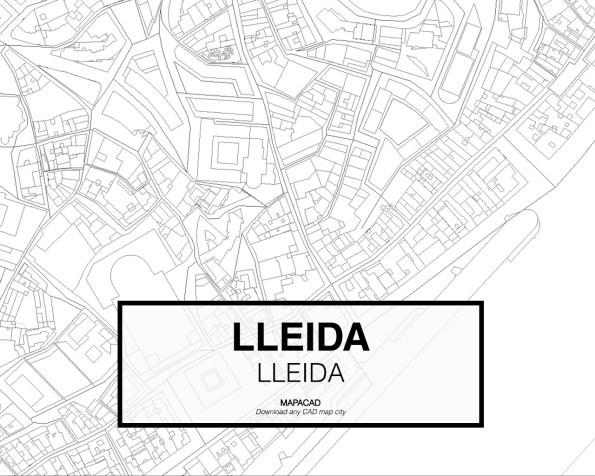 LLeida-Lleida-03-Cartografia-Mapacad-download-map-cad-dwg-dxf-autocad-free-2d-3d