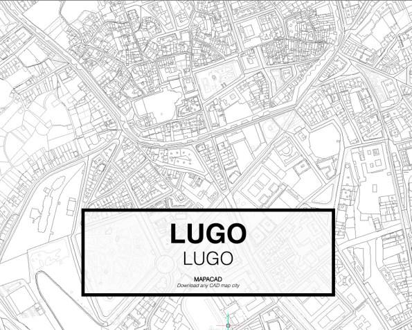 Lugo-Coruña-03-Mapacad-download-map-cad-dwg-dxf-autocad-free-2d-3d