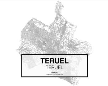 Teruel-Aragon-01-Mapacad-download-map-cad-dwg-dxf-autocad-free-2d-3d
