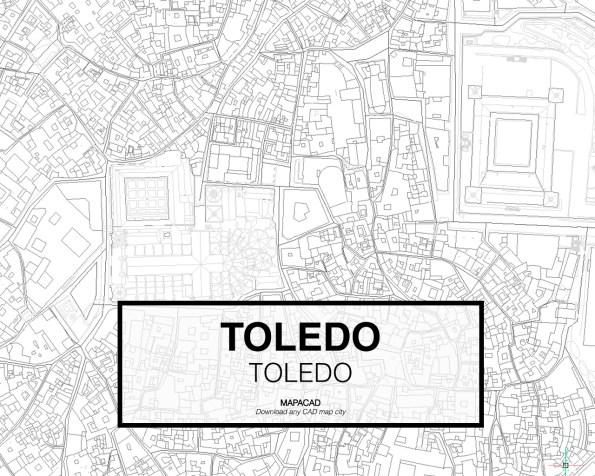 Toledo-Castila Mancha-03-Mapacad-download-map-cad-dwg-dxf-autocad-free-2d-3d