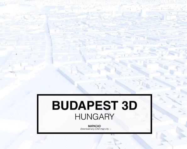 Budapest-04-3D-model-download-printer-architecture-free-city-buildings-OBJ-vr-mapacad