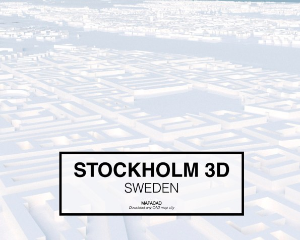 Stockholm-Sweden-04-3D-Mapacad-download-map-cad-dwg-dxf-autocad-free-2d