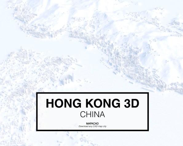 Hong Kong-China-00-3D-Mapacad-download-map-cad-dwg-dxf-autocad-free-printer