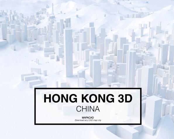Hong Kong-China-04-3D-Mapacad-download-map-cad-dwg-dxf-autocad-free-printer