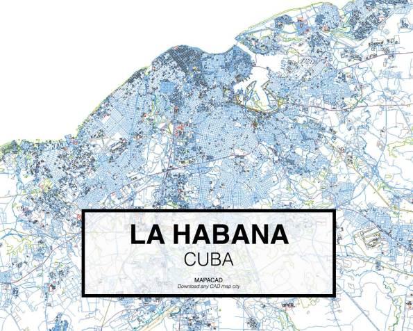 La-Habana-Cuba-01-Mapacad-download-map-cad-dwg-dxf-autocad-free-2d-3d-low