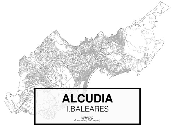 Alcudia-Baleares-01-Mapacad-download-map-cad-dwg-dxf-autocad-free-2d-3d