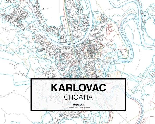 Karlovac-Croatia-02-Mapacad-download-map-cad-dwg-dxf-autocad-free-2d-3d