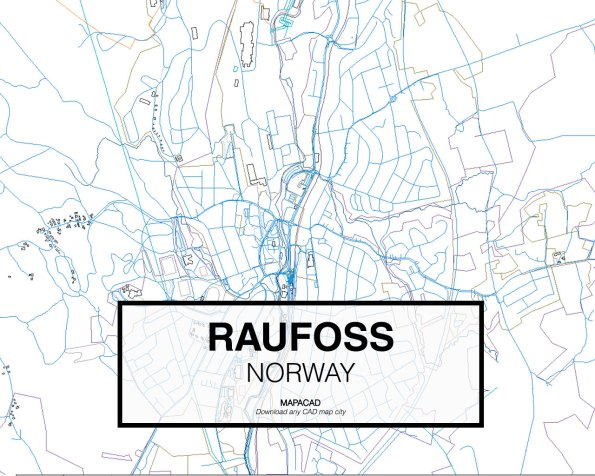 Raufoss-Norway-02-Mapacad-download-map-cad-dwg-dxf-autocad-free-2d-3d