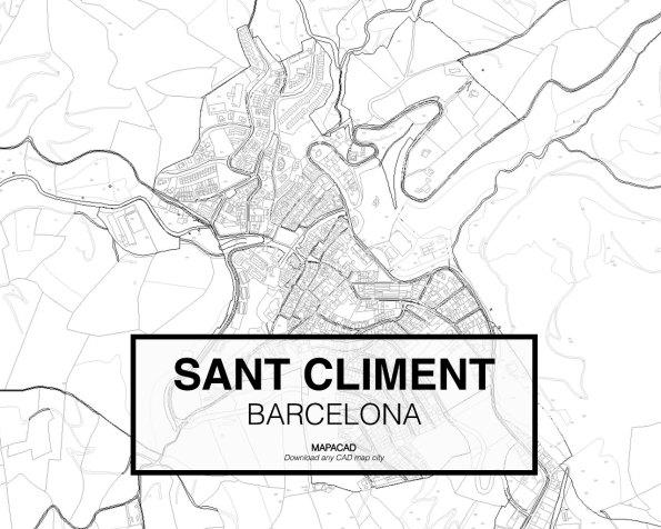Sant-Climent-de-LLobregar-Barcelona-02-Mapacad-download-map-cad-dwg-dxf-autocad-free-2d-3d
