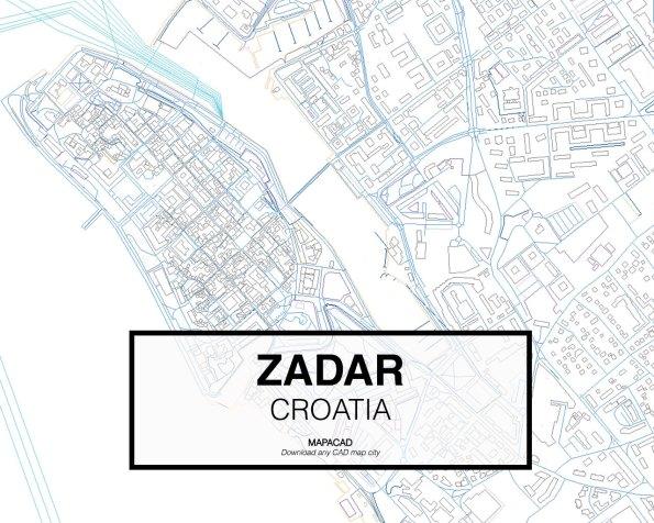 Zadar-Croatia-03-Mapacad-download-map-cad-dwg-dxf-autocad-free-2d-3d