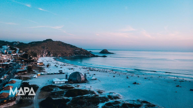 Praia Grande em Arraial do Cabo