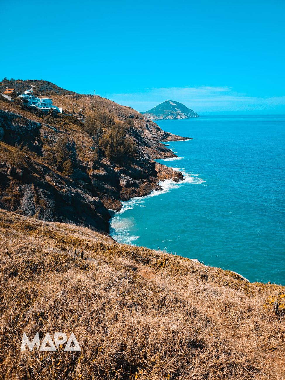 Costa de Arraial do Cabo Lago do Amor