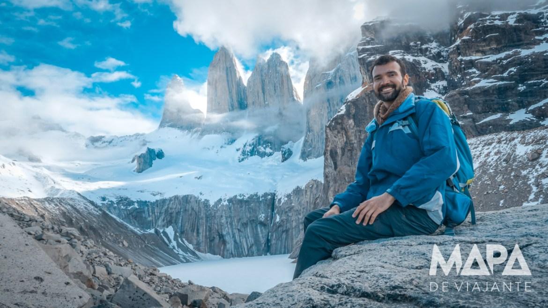 onde viajar dezembro Circuito W Base Torres del Paine