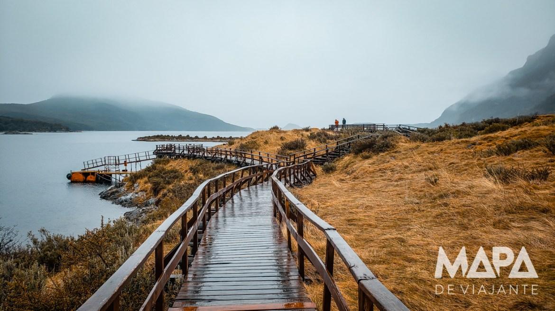 Parque Nacional do Ushuaia