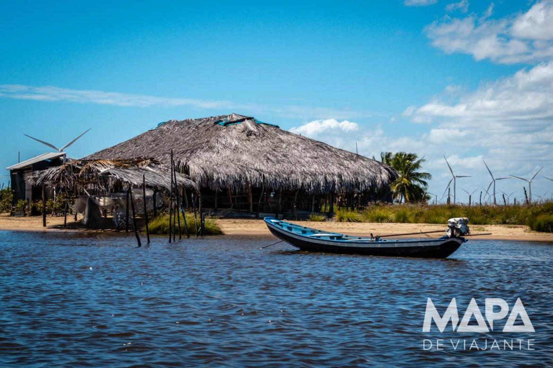 Vila de Pescadores Rio Preguiças