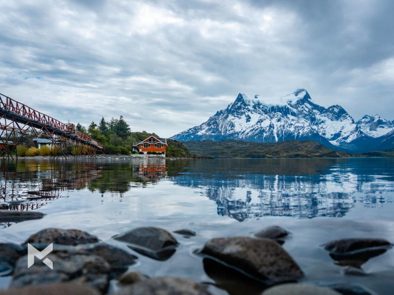 Parque Torres del Paine no Chile