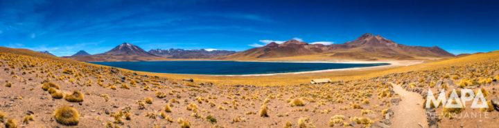 Deserto do Atacama Laguna Tyuacto