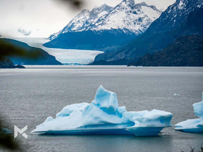 Lago Grey Parque Torres del Paine