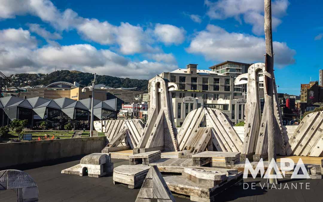 O que fazer Wellington Nova Zelândia