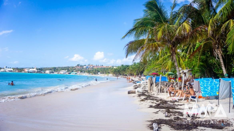 Praia e Rocky Cay O que fazer em San Andrés