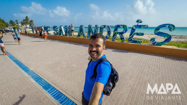 O que fazer em San Andrés