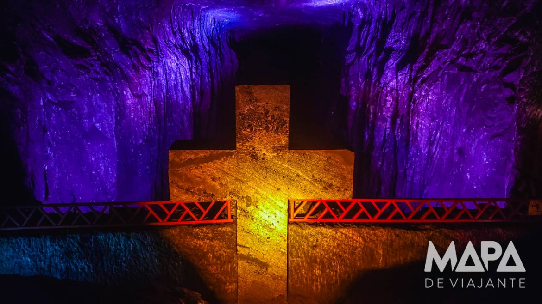 Catedral de Zipaquirá Colômbia