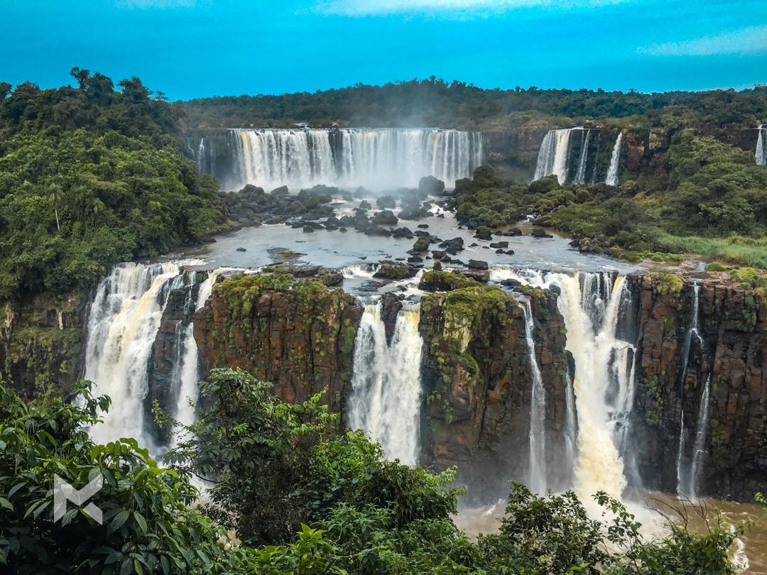Dicas de viagem Foz do Iguaçu Mapa de Viajante