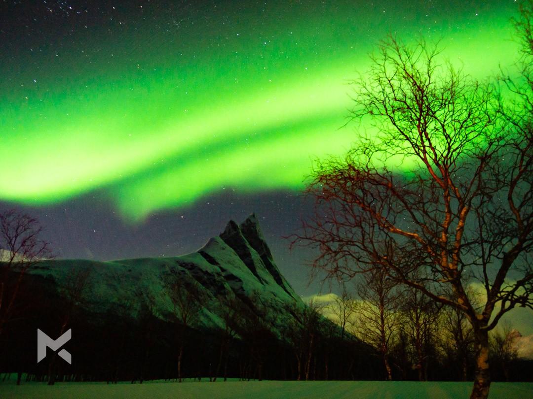 Como fotografar Aurora Boreal