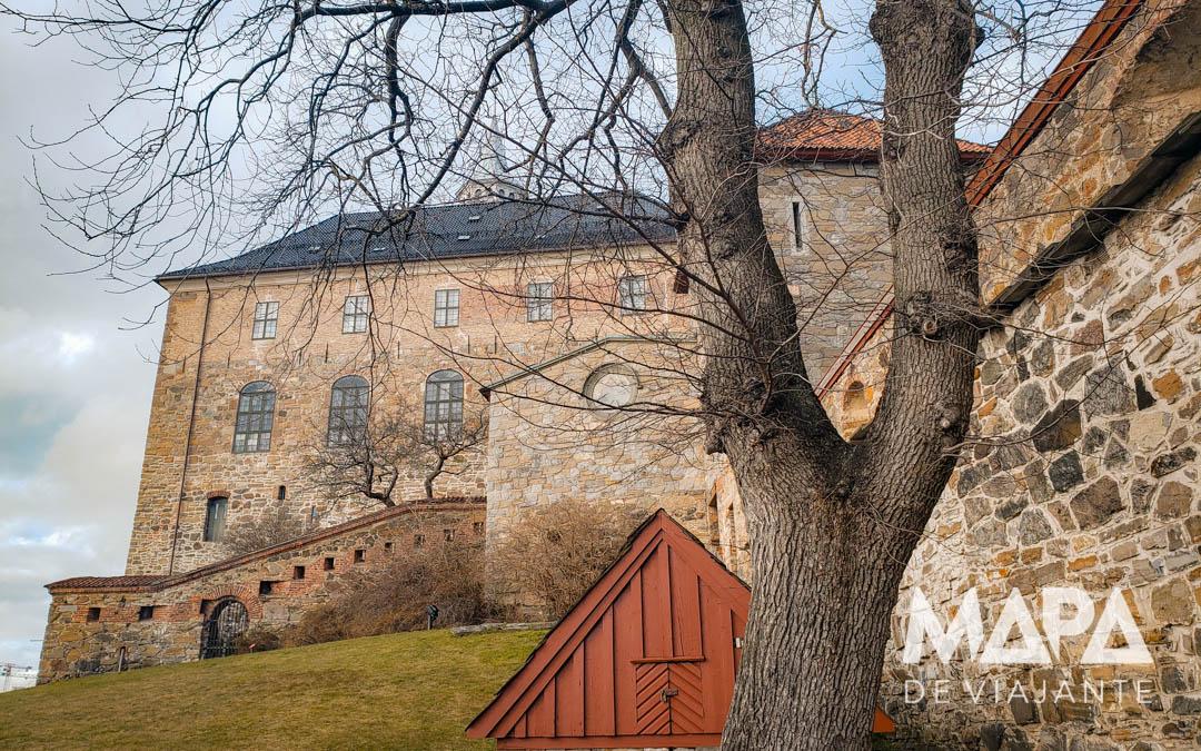 Fortaleza de Akershus Noruega