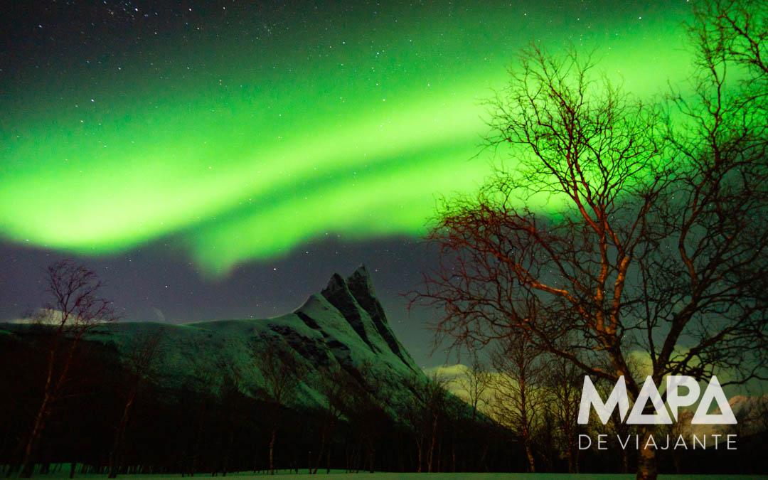 Signaldalen em Tromso Mapa de Viajante