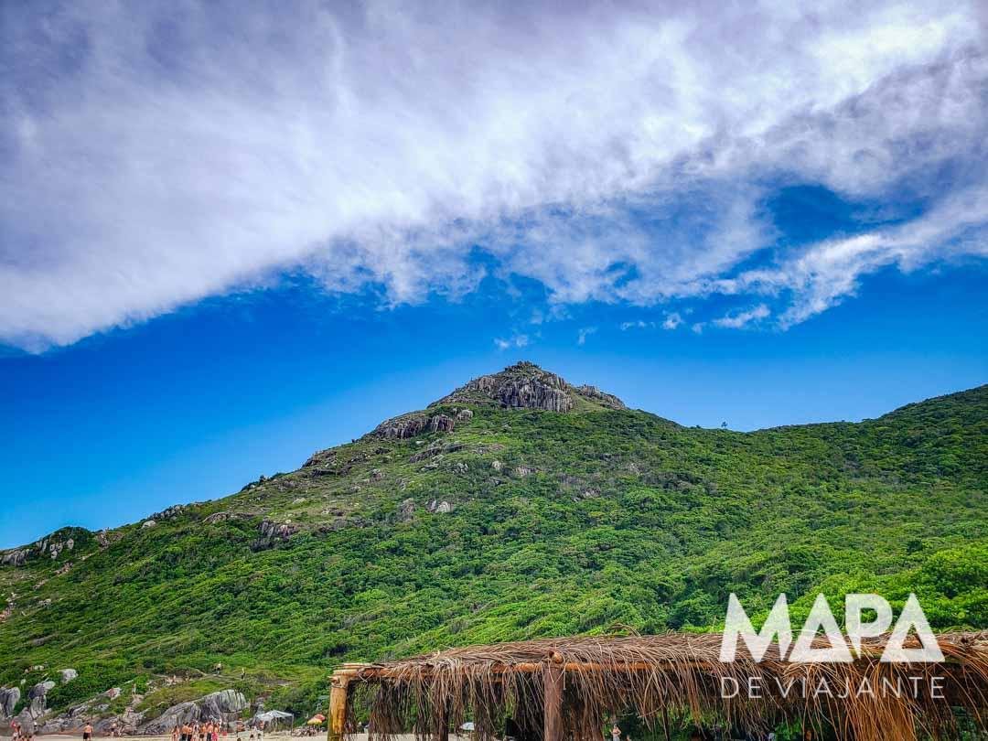 Trilha Morro da Coroa Lagoinha Florianópolis