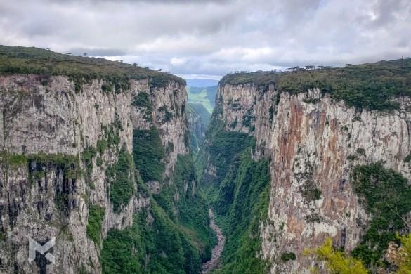 Cânion Itaimbezinho Cambara do Sul