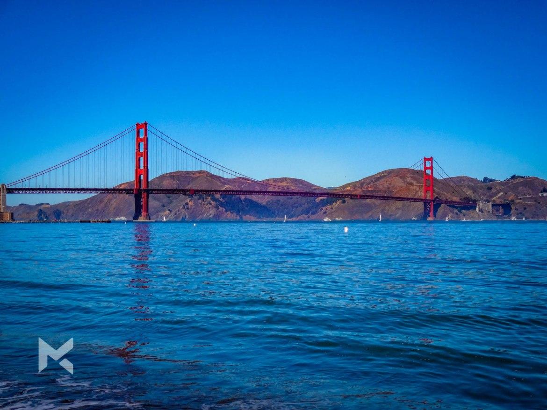 São Francisco Califórnia Golden Gate Para onde viajar