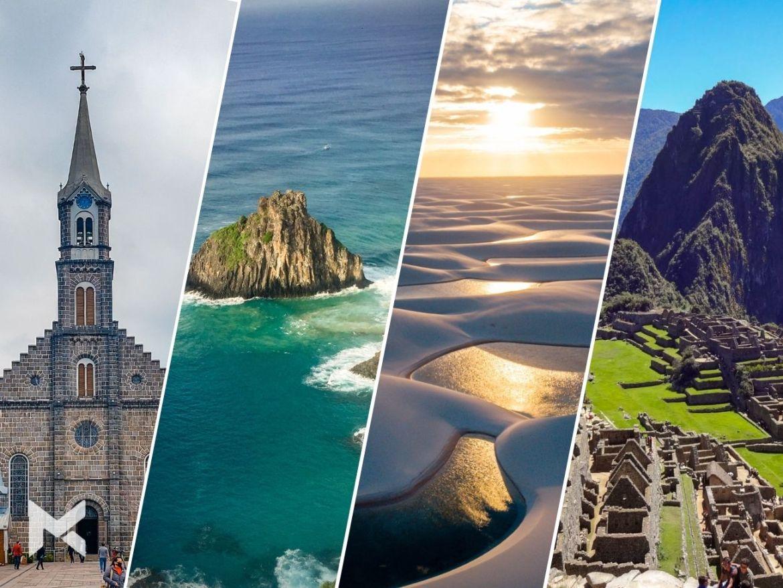Para onde viajar em Agosto