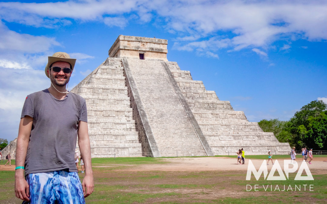 Chichen Itzá Cancun México
