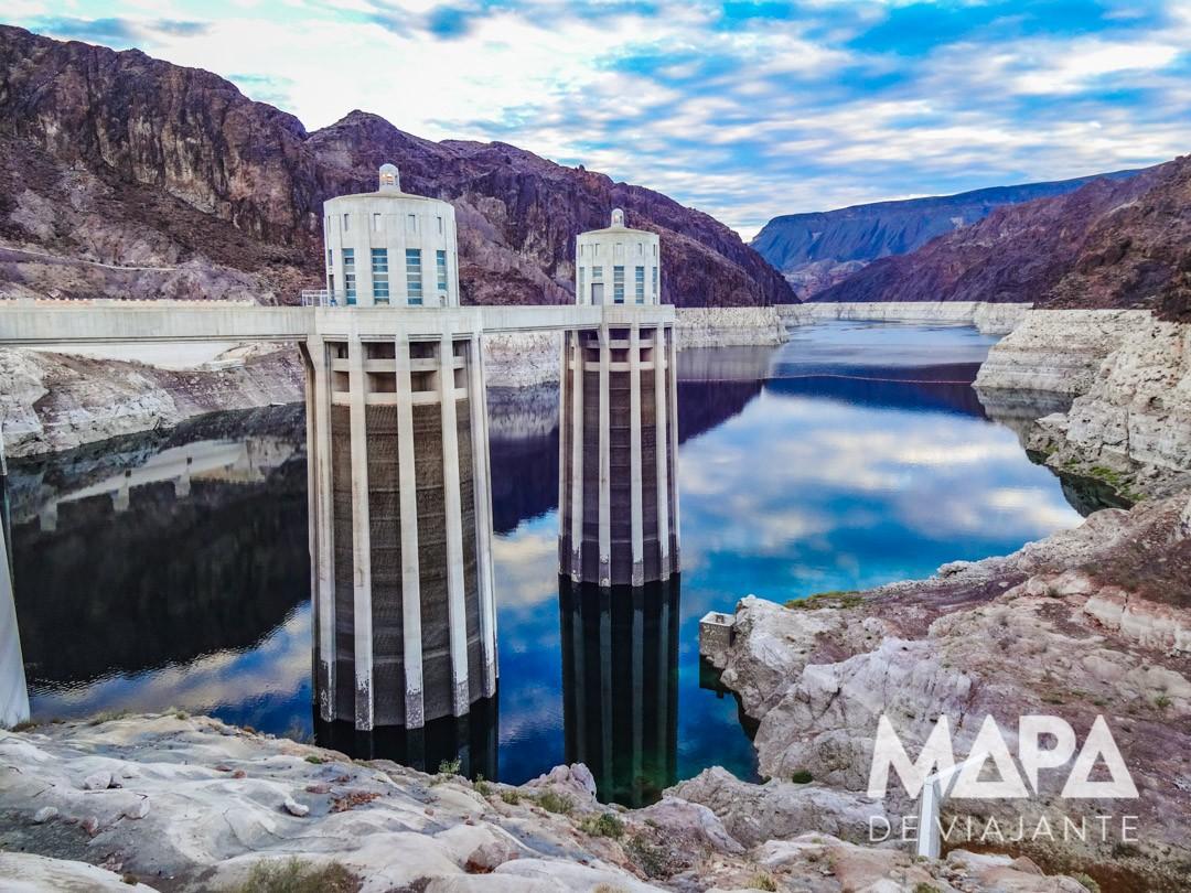 Hoover Dam Nevada EUA