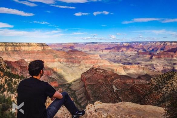 Parque Nacional Grand Canyon South Rim EUA