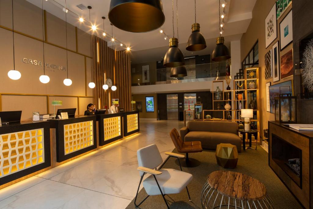 Onde ficar Lima Casa Andina Premium San Isidro