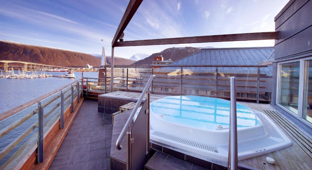 Onde-ficar-Tromso-Clarion-Collection-Aurora
