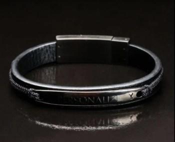 pulseira personalizada - key design