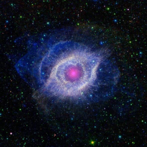 Imagens da Nasa - Nebulosa de Hélice