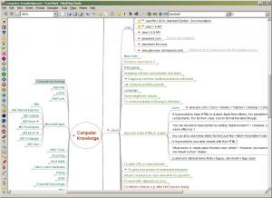 freemind - programa mapa mental