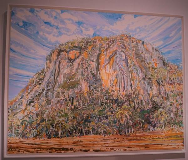 Cernuda Arte Coral Gables Showed Work Joel Besmar Lilian Garcia-roig And Jose . Mijares