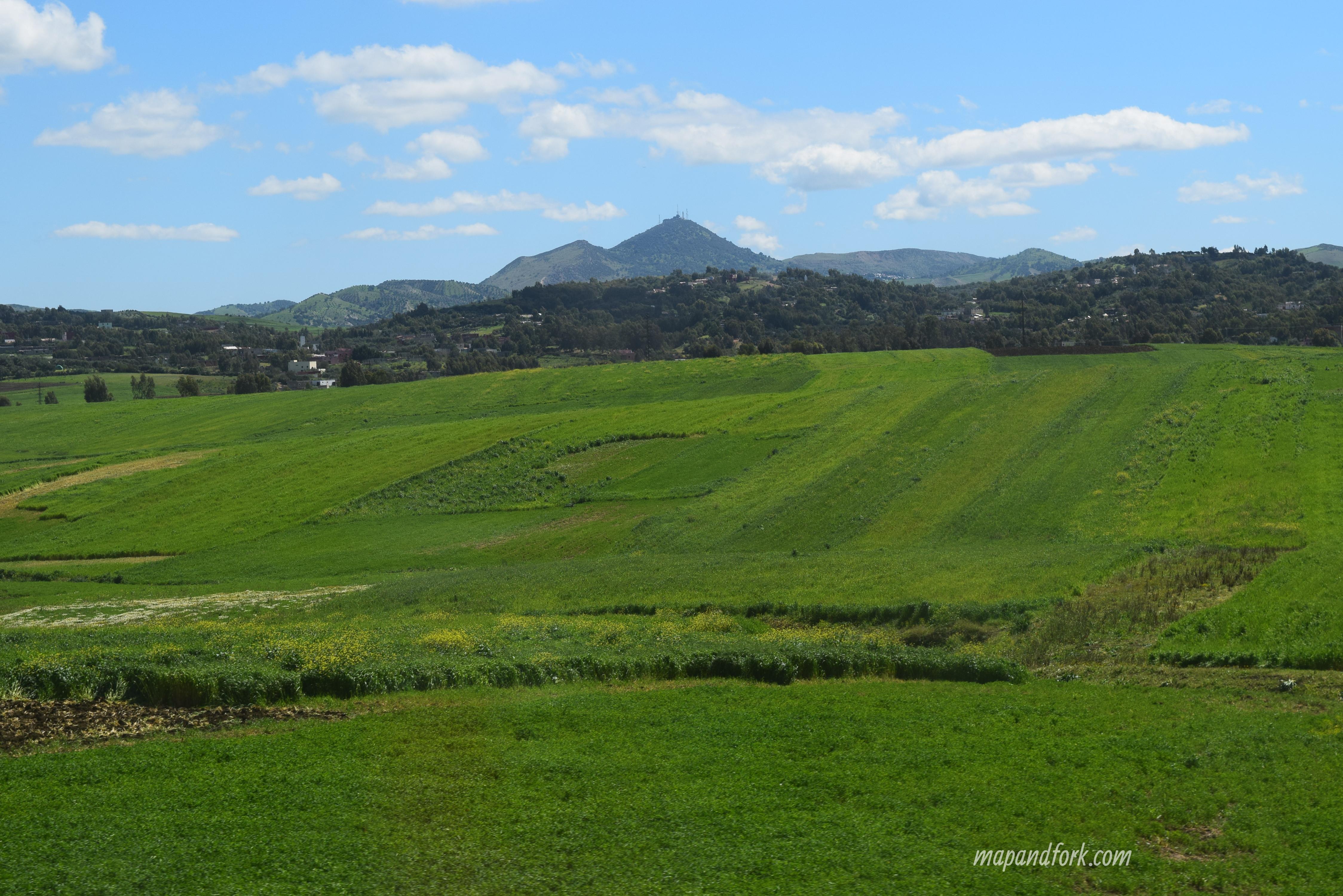 L\'enclave espagnole de Ceuta comme si vous y étiez