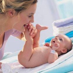 Первые прогулки с новорожденным